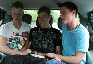 Boys On The Prowl - British Boys