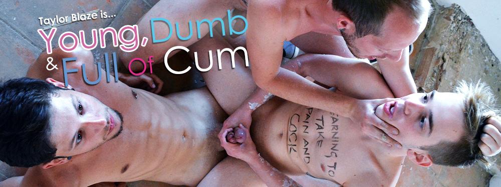 TXXXM Studios - Cock Sucking Slave Boy Gets Creamed